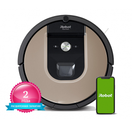 Робот  пылесос Roomba 976