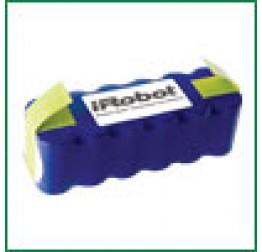 ROOMBA Аккумуляторная батарея Roomba, NiMh 3000 mAh, для Roomba 500, 600, 700, 800, 900 серий и Skooba 450 синяя