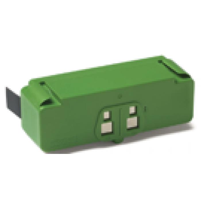 ROOMBA Аккумуляторная батарея Li-ion,3300 mAh для Roomba 500, 600, 700, 800, 900 серий и Skooba 450,зеленая