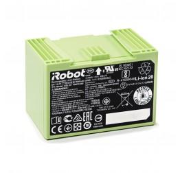 ROOMBA Аккумуляторная батарея Li-ion,1800 mAh для Roomba серии e, i салатовая