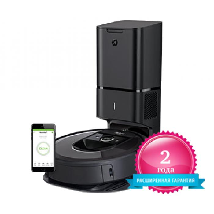 Робот пылесос Roomba i7+