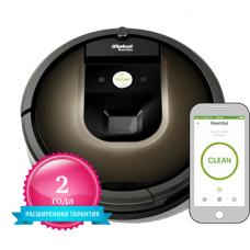 Робот  пылесос Roomba 981